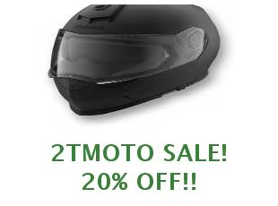 Discount code 2TMoto save up to 20%