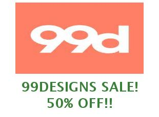 Promotional code 99designs save up to 30$