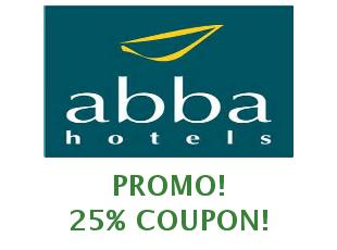 Discounts Abba Hoteles 5% OFF