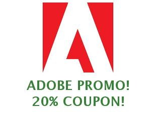 Discount code Adobe save up to 30%