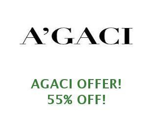 Promotional offers and codes Agaci