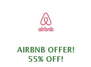Promotional code Airbnb save up to 50$