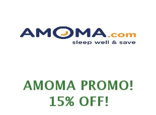 Discounts AMOMA save up to 10%