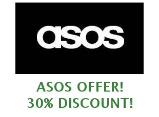 Coupons ASOS 40%