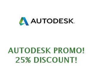 Discounts and offers Autodesk