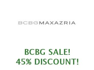 Coupons BCBG, save up to 25%