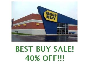 Discount coupon Best Buy save up to 40%