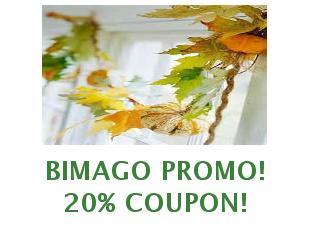 Promotional codes and coupons Bimago save up to 15%
