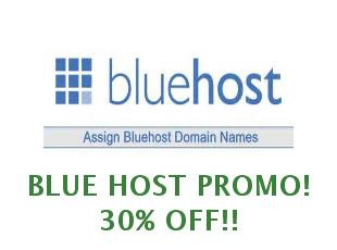 Discounts Blue Host save up to 75%