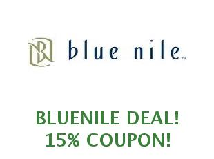 Discount coupon BlueNile save up to 20%