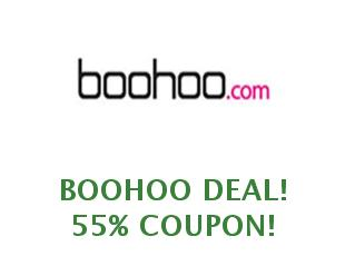Coupons Boohoo save up to 50%