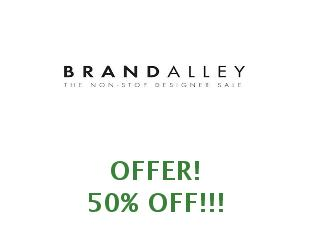 Promotional code Brandalley save up to 20%