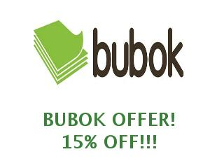 Promotional code Bubok