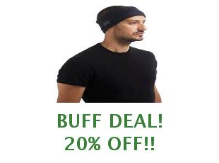 Discount code Buff save up to 25%