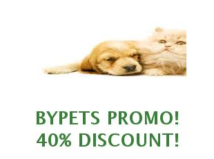 Promotional code ByPets 15% off