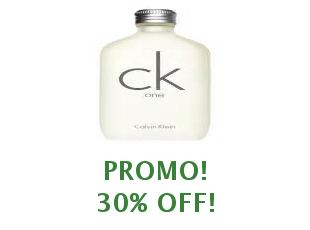 Discount code Calvin Klein save up to 35%