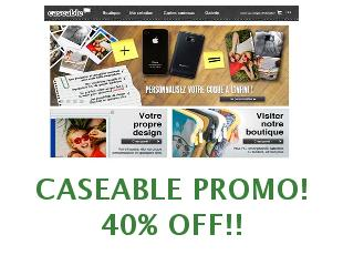 Discount code Caseable save up to 25%
