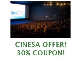 Promotional code Cinesa