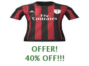 Coupons Classic Football Shirts save up to 20%