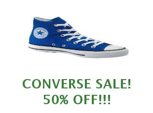 Coupons Converse 30% off