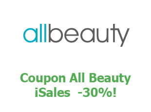 Promotional code All Beauty 20%