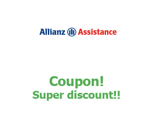 Coupons Allianz Assistance save up to 20%