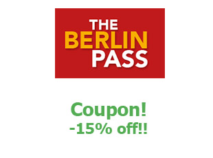 Promotional codes Berlin Pass