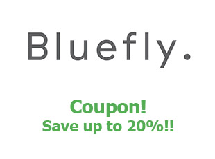 Promocodes Bluefly save up to 20%