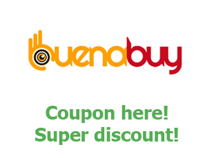 Promotional codes and coupons Buena Buy