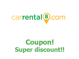 Promotional codes and coupons Car Rental 8