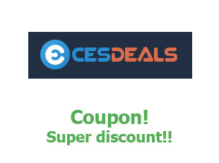 Coupons Cesdeals save up to 30$