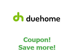 Discount code Due Home save up to 20%