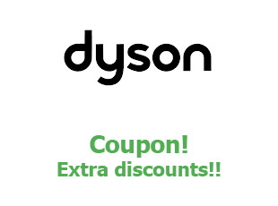 Coupons Dyson save up to 20%