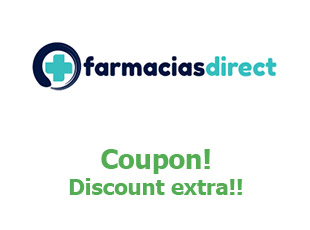 Promotional code Farmacias Direct save up to 25%