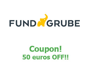 Discount coupon Fund Grube save up to 60 euros