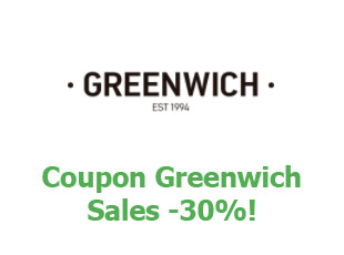 Promotional offers and codes Maletas Greenwich