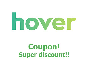 Discount coupon Hover 10% off