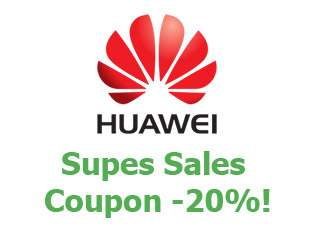 Discount coupon Huawei