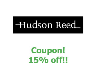 hudson reed coupon
