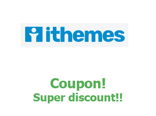 Discount coupon iThemes save up to 50%