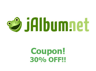 Promotional code Jalbum save up to 40%