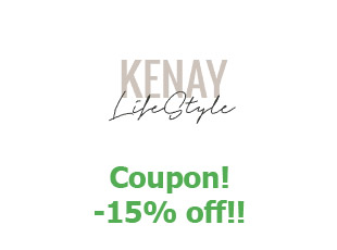 Promotional offers and codes Kenay LifeStyle 10% off
