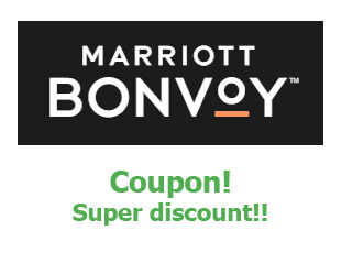 Discounts Marriott save up to 50%