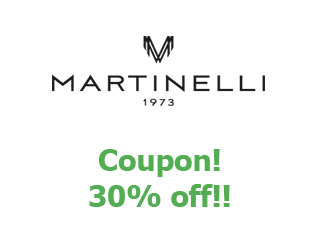 Promotional code Martinelli save up to 40%