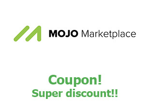 Promotional code MOJO Marketplace save up to 20%