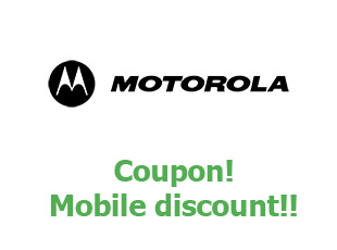 Promotional offers Motorola save up to 30%