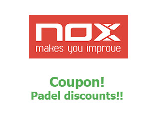 Discounts Noxsport save up to 20%