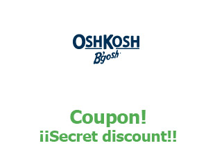 Promotional offers OshKosh B'Gosh save up to 25%