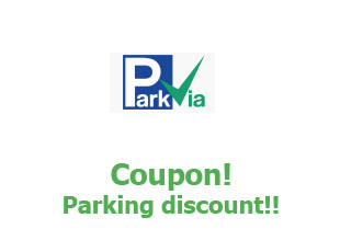 Discount code Parkvia save up to 25%