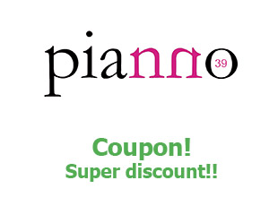 Promocodes of Pianno 39